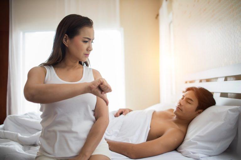 Disfunção erétil causa infertilidade em homens?